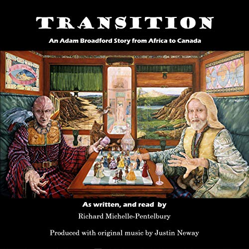 Transition Audiobook By Richard Michelle-Pentelbury cover art