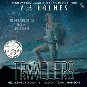 Travelers Audiobook By V. S. Holmes cover art