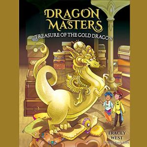 Treasure of the Gold Dragon Audiobook By Tracey West cover art