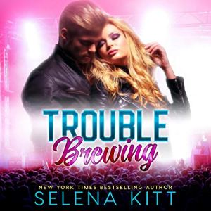 Trouble Brewing Audiobook By Selena Kitt cover art