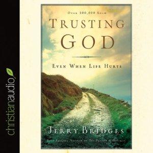 Trusting God Audiobook By Jerry Bridges cover art