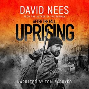 Uprising Audiobook By David Nees cover art