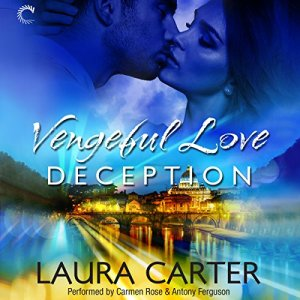 Vengeful Love: Deception Audiobook By Laura Carter cover art