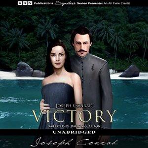 Victory Audiobook By Joseph Conrad cover art