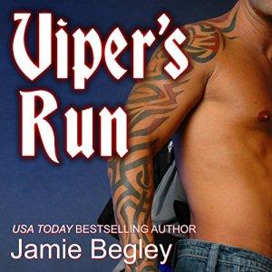 Viper's Run Audiobook By Jamie Begley cover art