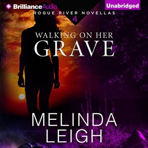 Walking on Her Grave Audiobook By Melinda Leigh cover art
