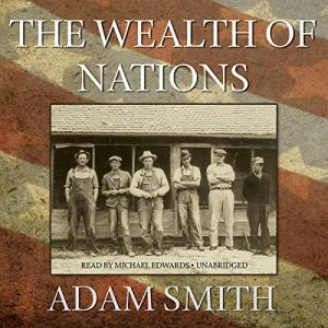 Wealth of Nations Audiobook By Adam Smith cover art