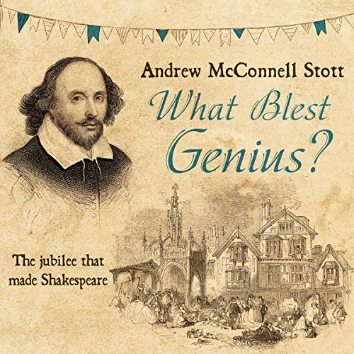 What Blest Genius Audiobook By Andrew McConnell Stott cover art