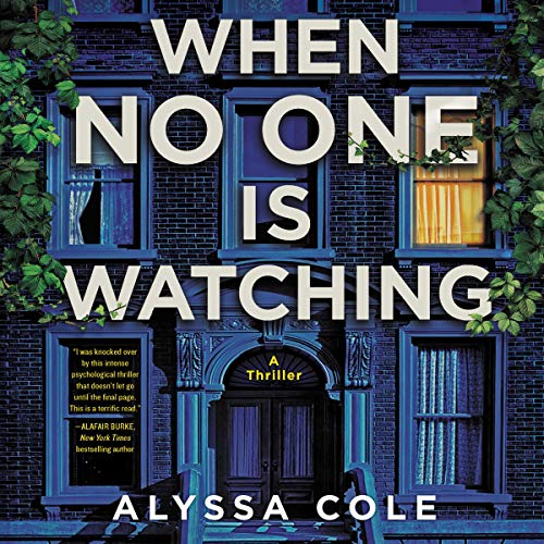 When No One Is Watching Audiobook By Alyssa Cole cover art