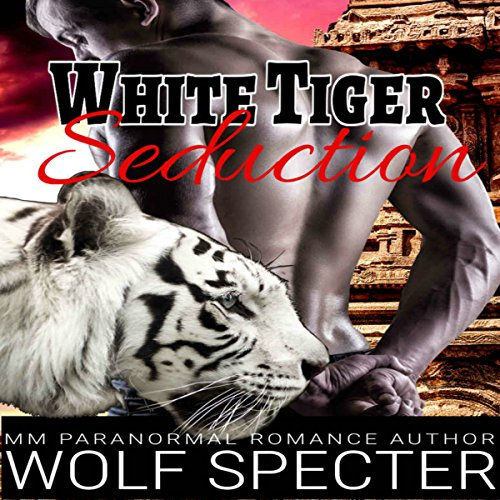 White Tiger Seduction Audiobook By Wolf Specter, Katy Savage cover art