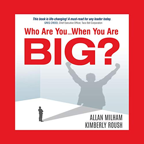 Who Are You...When You Are Big? Audiobook By Allan Milham, Kimberly Roush cover art