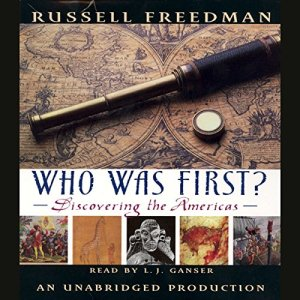 Who Was First? Audiobook By Russell Freedman cover art