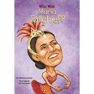Who Was Maria Tallchief? Audiobook By Catherine Gourley cover art