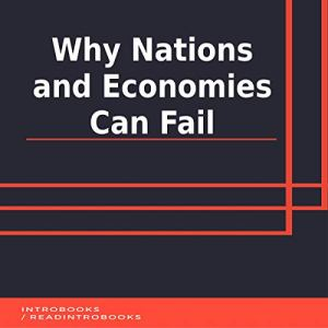 Why Nations and Economies Can Fail Audiobook By IntroBooks cover art