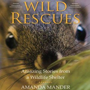 Wild Rescues Audiobook By Amanda Mander cover art