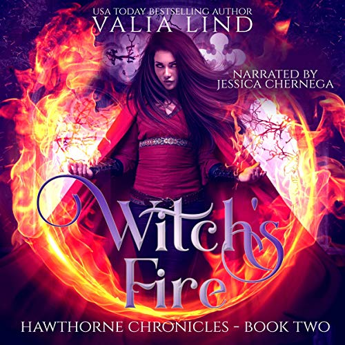 Witch's Fire Audiobook By Valia Lind cover art