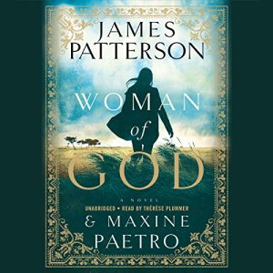 Woman of God Audiobook By James Patterson, Maxine Paetro cover art