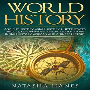 World History Audiobook By Natasha Hanes cover art