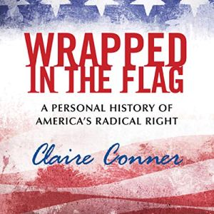 Wrapped in the Flag Audiobook By Claire Conner cover art