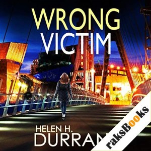 Wrong Victim Audiobook By Helen Durrant cover art