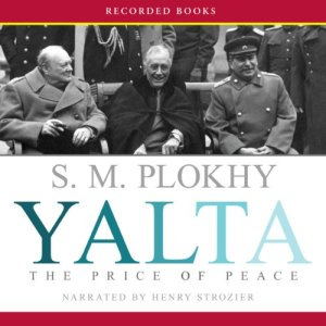 Yalta Audiobook By S. M. Plokhy cover art