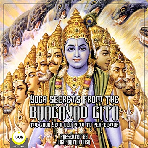 Yoga Secrets from the Bhagavad Gita Audiobook By Unknown cover art