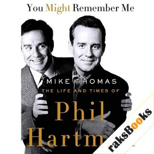 You Might Remember Me Audiobook By Mike Thomas cover art