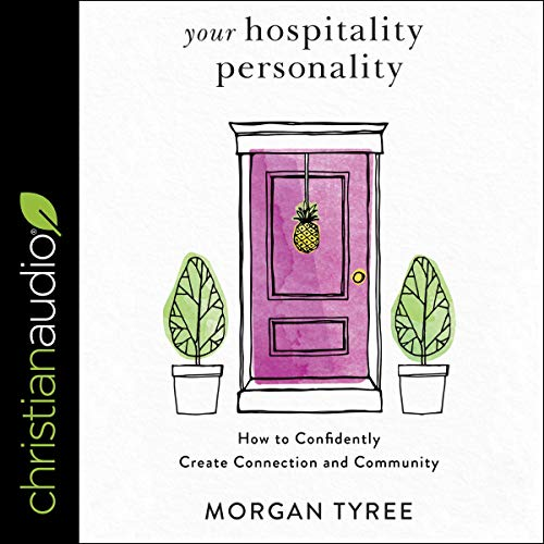 Your Hospitality Personality Audiobook By Morgan Tyree cover art