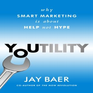 Youtility Audiobook By Jay Baer cover art