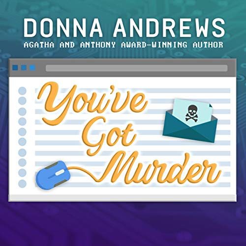 You've Got Murder Audiobook By Donna Andrews cover art