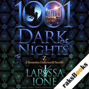 Z Audiobook By Larissa Ione cover art
