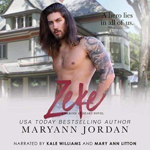 Zeke Audiobook By Maryann Jordan cover art