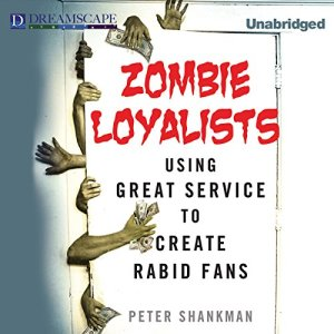 Zombie Loyalists Audiobook By Peter Shankman cover art