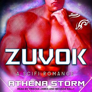 Zuvok Audiobook By Athena Storm cover art