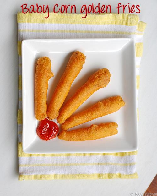 baby-corn-golden fries
