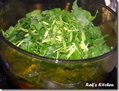 how to make keerai sambar step2a