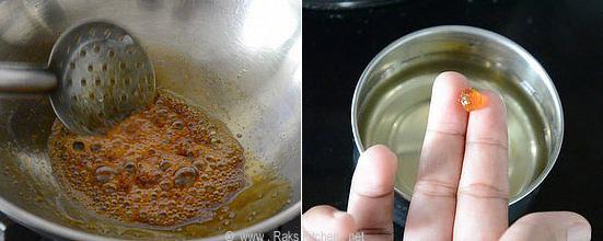Pori urundai recipe step 2