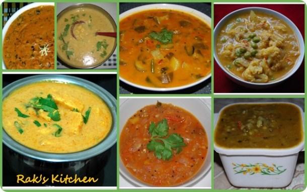 dal amkhani,baby corn korma,brinjal curry,cauliflower peas korma,BPM,tomato ,green moong