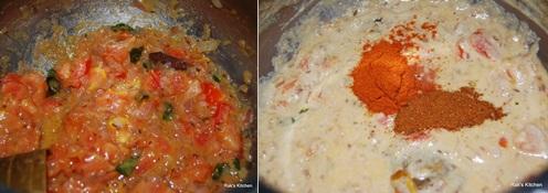 mix veg kurma step 3