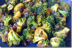 Indian style broccoli stir fry 4a