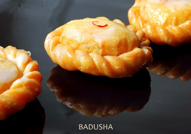 badusha recipe