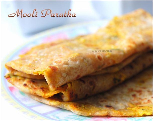Mooli Pratha