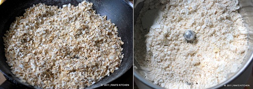 How to make oats idli 1