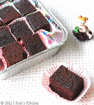Step 8 eggless chocolate cake recipe