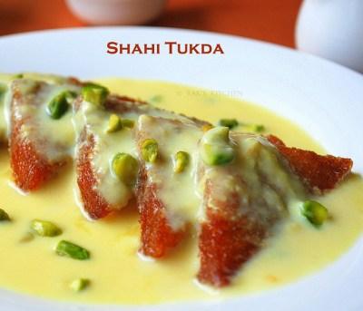 Shahi tukda-recipe