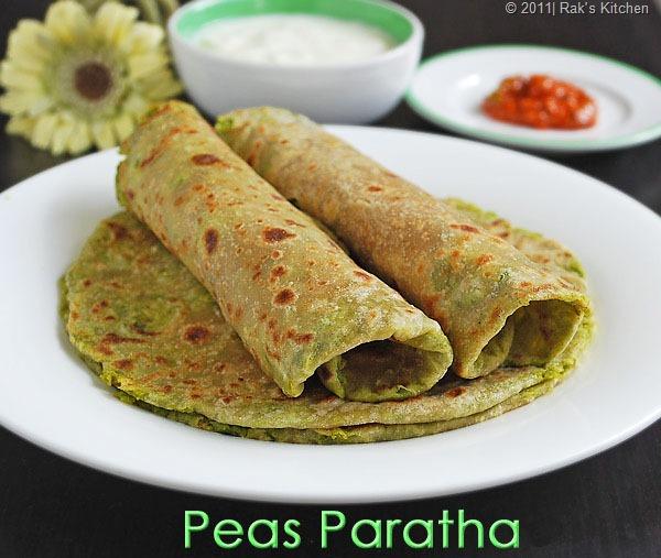 Peas-paratha-1