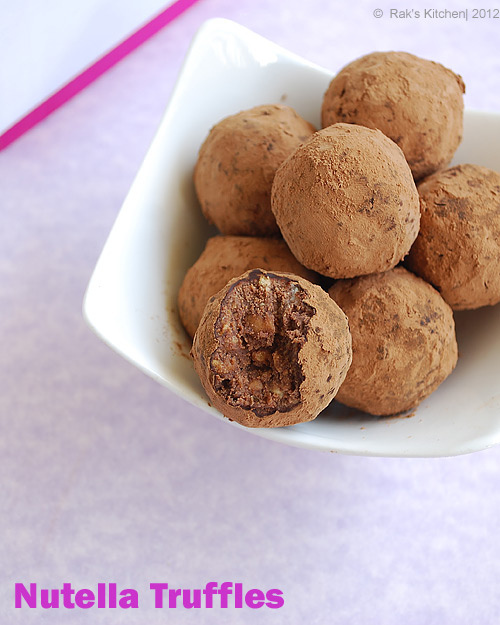 nutella-truffles-easy