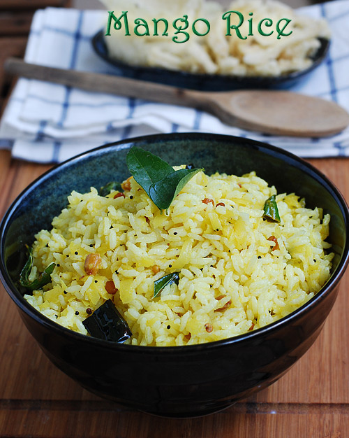 Mango-rice-recipe