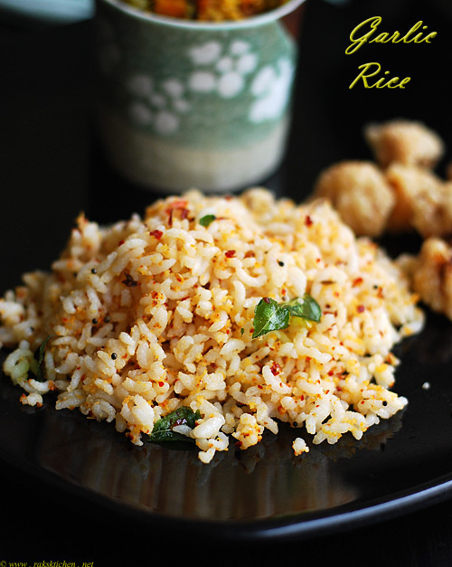 garlic-rice-poondu-sadam