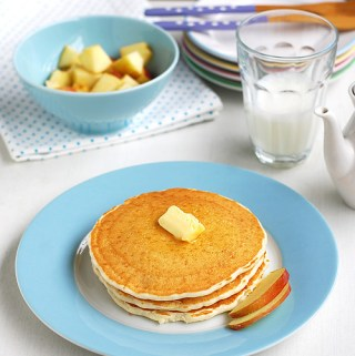 eggless pancake recipe